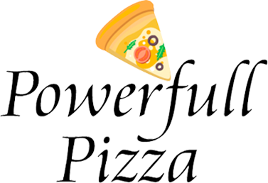 Logo Powerfull Pizza Amsterdam